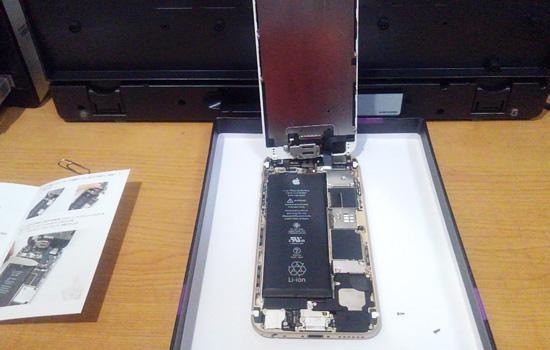 iphone6 電池交換4