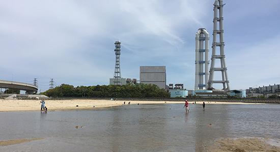 中部電力川越火力発電所